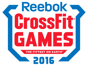 Logo Crossfit Games 2016