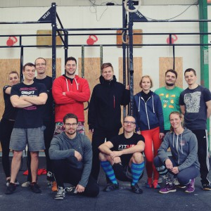 Crossfit Games 2016 Open. CrossFit Magdeburg meets CrossFit Cottbus OSTBOX