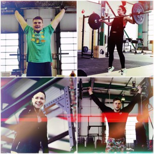 Crossfit Games 2016 Open @ CrossFit Magdeburg